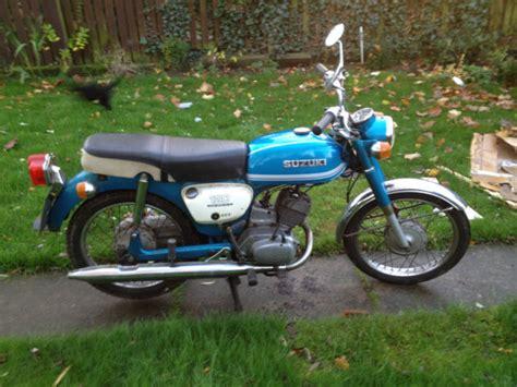 Classic Suzuki by Classic Suzuki B120 For Sale Leicester United Kingdom