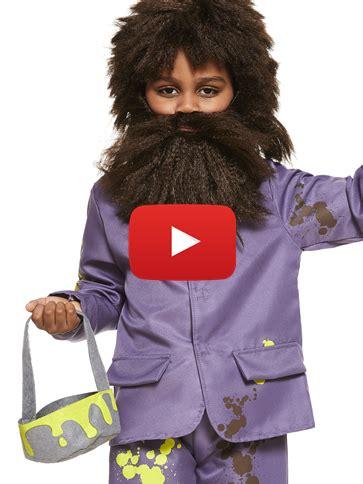 roald dahl  twit child costume party delights