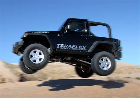 long jeep teraflex 3 quot lcg prerunner long arm suspension system
