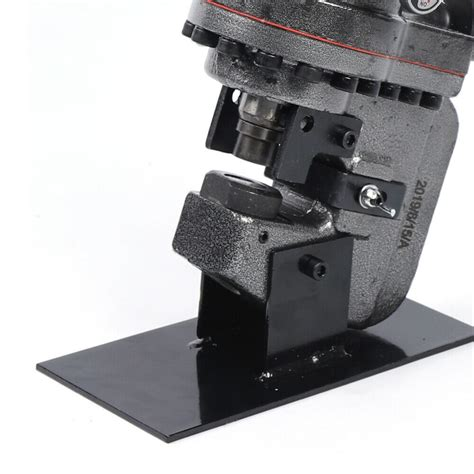 New Electro Hydraulic Sheet Metal Hole Punch Puncher Press