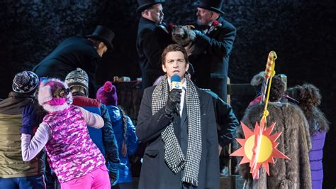 Original broadway cast of groundhog day playing nancy opens the second act of the musical. Review: Groundhog Day at the Old Vic, London