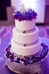 Best Purple Wedding Cake - ideas and images on Bing | Find what you ...
