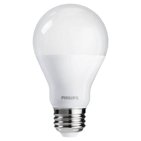 soft white dimmable a19 led light bulbs 9 5w