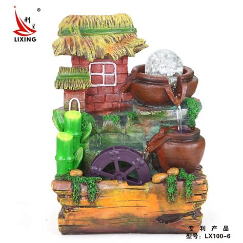 buy wholesale resin water fountains from china