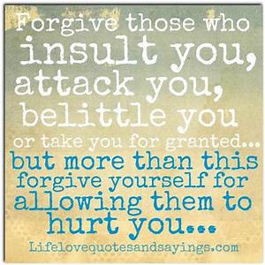 INSULT QUOTES A... Insult Love Quotes
