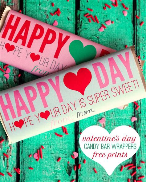 27 candy bar wrapper templates pdf psd eps free premium. Free Valentines Candy Bar Wrappers