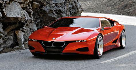 bmw insider reveals details about green supercar based m1 homage