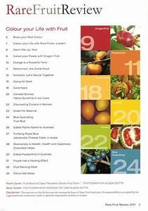 Australian Rare Fruit Review Magazine 2011