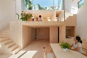 Modern Japanese Architecture Sunny Minimalism By Tomohiro