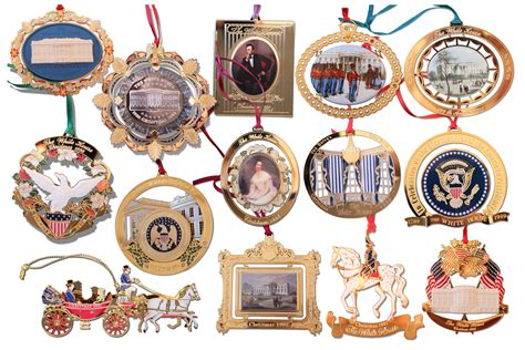 lot detail white house historical association christmas