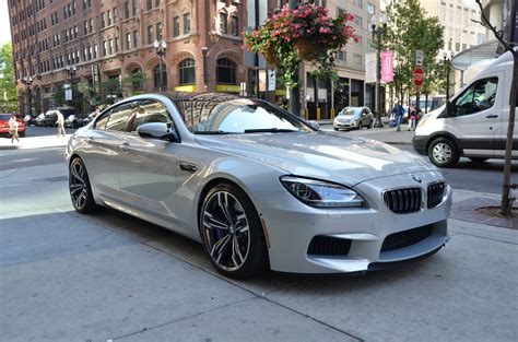 2015 Bmw M6 Gran Coupe Stock # B920a For Sale Near Chicago