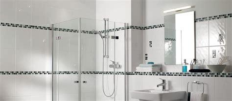 cr馘ence miroir cuisine frise murale carrelage maison design sphena com