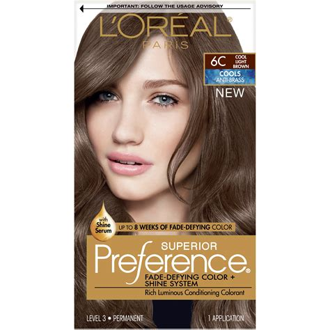 Amazon.com : L'Oréal Paris Superior Preference Fade
