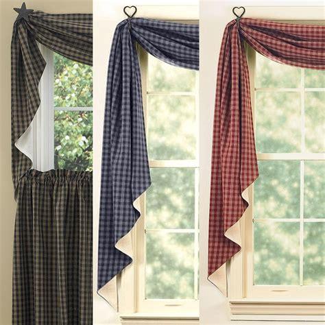 fishtail swag curtains window curtain fishtail swag