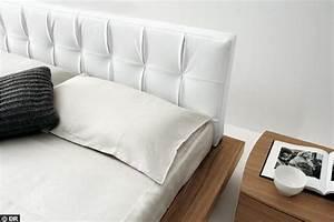 Fabriquer Tete De Lit Capitonnée : tete de lit capitonne fait maison ralisez le capitonnage ~ Nature-et-papiers.com Idées de Décoration