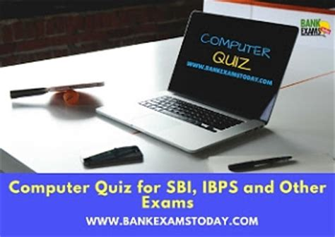 computer quiz for sbi ibps and other exams set 32