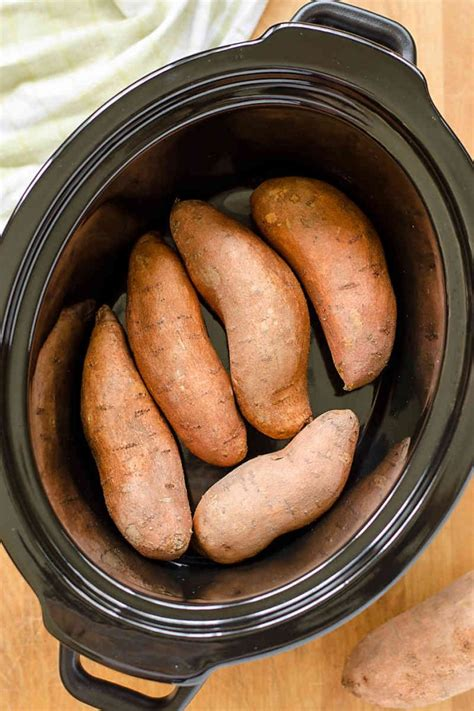 easiest way to cook yams slow cooker sweet potatoes the easy way cook eat paleo
