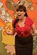 Touch Me! I'm Karen Taylor   Karen Taylor as the presenter ...