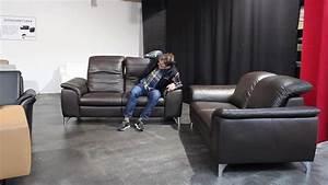 W Schillig : w schillig sinaatra 33120 2 sofa leder braun 001 youtube ~ Watch28wear.com Haus und Dekorationen