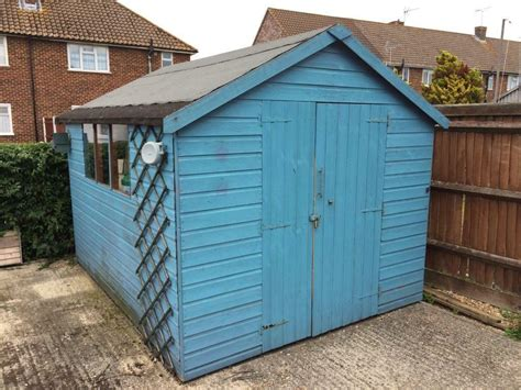 10' X 8' Shed (shiplap) *sold*
