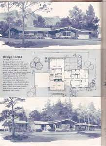 home planners inc house plans 125 mid century modern contemporary house home plans design 0918894247 ebay