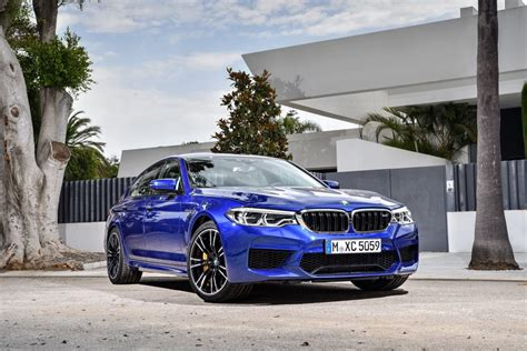 Bmw Na Announces Pricing For The Allnew 2019 Bmw M5