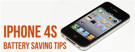 make iphone battery last longer 12 tips to make your iphone 4s battery last longer