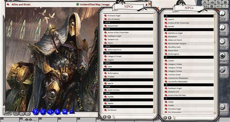 dd guildmasters guide  ravnica  fantasy grounds