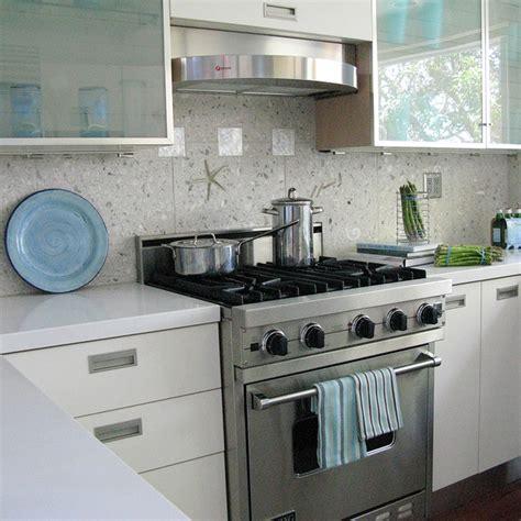 how to tile a backsplash in kitchen handmade ceramic platter in coastal kitchen modern 9581