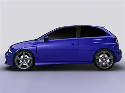 2006 Seat Ibiza Vaillante Concept Image
