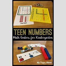 Best 25+ Teen Numbers Ideas On Pinterest  Kindergarten Math, Teaching Teen Numbers And Ten