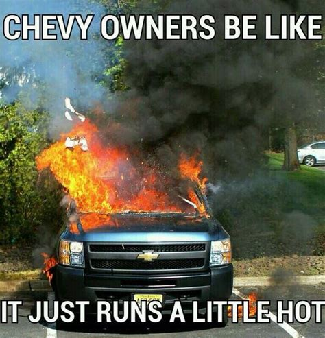 Funny Chevy Memes - 20 best images about chevy jokes on pinterest chevy chevy girl and just go