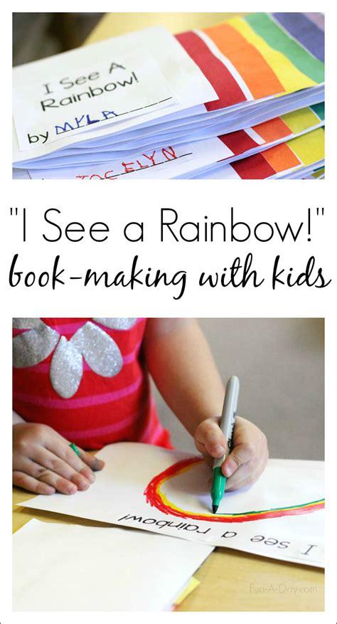 quot i see a rainbow quot preschool color activity a day 601 | 7f602e1c9e07e3158aa7d75d949eaf9f
