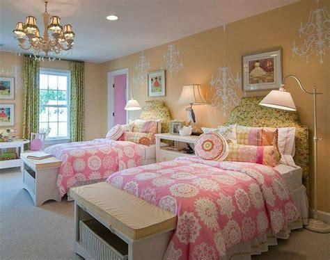 chambre fille decoration decoration chambre pour deux filles