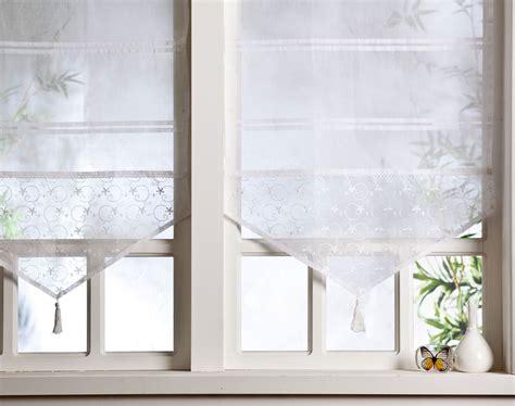 rideaux porte fenetre cuisine decosalon moderne chic