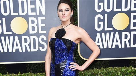 Shailene Woodley Debuts Engagement Ring From Aaron Rodgers ...