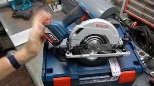 Bosch Gks 18v : bosch gks 18v 57g youtube ~ A.2002-acura-tl-radio.info Haus und Dekorationen