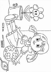 Die Dinos Baby Puppe : ausmalbilder puppe 11 ausmalbilder kinder ~ A.2002-acura-tl-radio.info Haus und Dekorationen