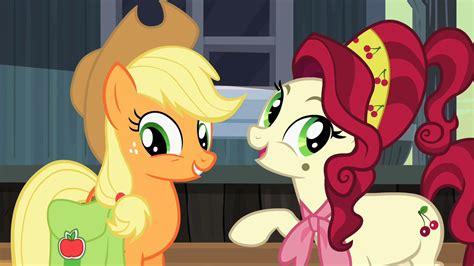 cherry jubilee   pony friendship  magic wiki