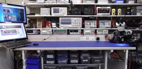 electronics workbench layout setup google search lab