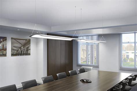 eclairage bureau plafond avec curvelyte de sylvania l éclairage de bureau devient