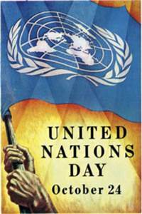 Learn about the UN on United Nations Day