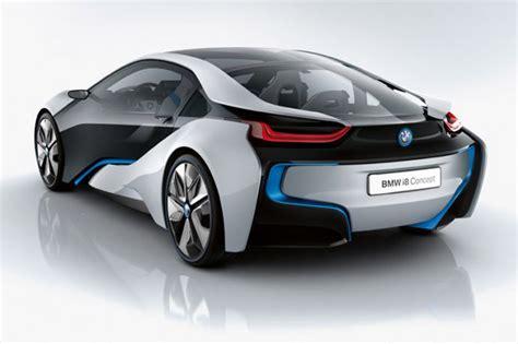 Bmw I3 Electric Car Premiers In North America