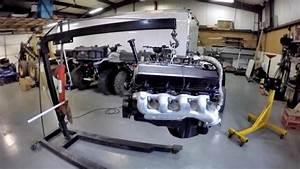 Big Block Chevy Engine Build 454 C I  Pt2 Completion