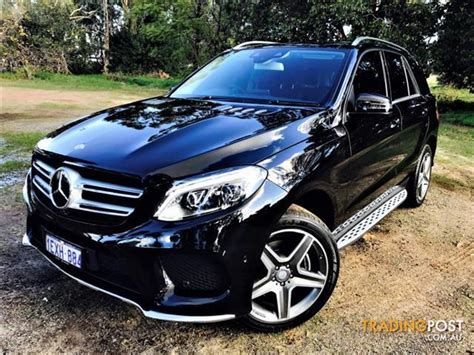 Gle features and design highlights. 2016-MERCEDES-BENZ-GLE-250-d-166-4D-WAGON