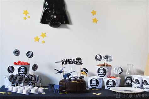 We did not find results for texte anniversaire star wars. Anniversaire Star Wars