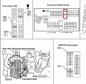 Diagram  2004 Maxima Fuse Diagram Full Version Hd Quality