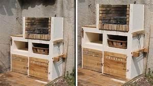 10 exemples de barbecue à fabriquer Diaporama Photo