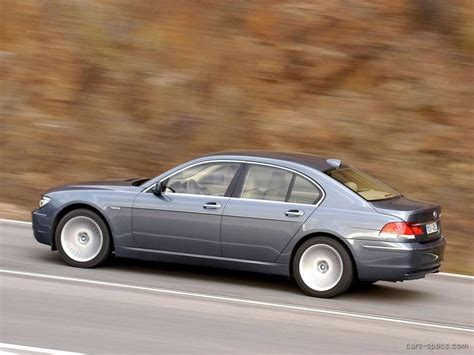 Bmw 7 Series Sedan Hd Picture by 2007 Bmw 7 Series Sedan Specifications Pictures Prices