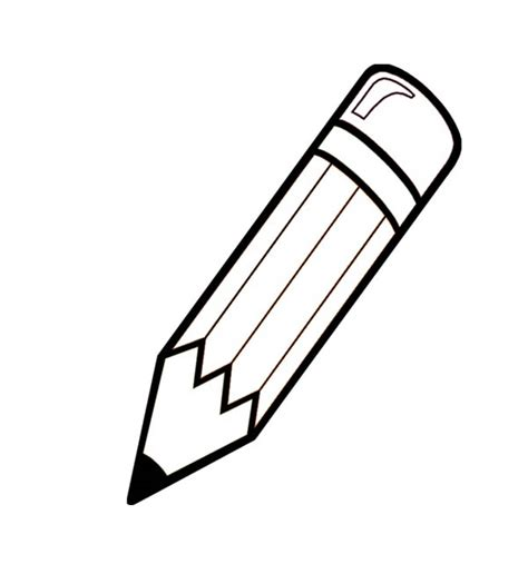pencil coloring page  coloring pages